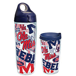 Tervis® University Of Mississippi All Over Wrap Drinkware with Lid