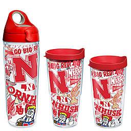 Tervis® University of Nebraska All Over Wrap Drinkware with Lid
