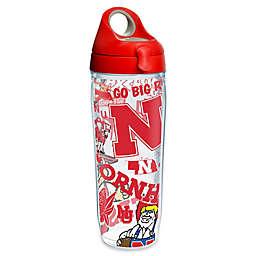 Tervis® University of Nebraska All Over 24 oz. Wrap Water Bottle with Lid