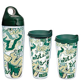 Tervis® University of South Florida All Over Wrap Drinkware with Lid