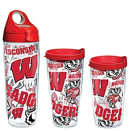 Tervis® University of Wisconsin All Over Wrap Drinkware with Lid