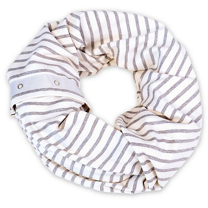 Alternate image 1 for NüRoo Breastfeeding Cover-up Scarf