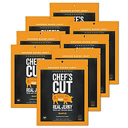 Chef's Cut 8-Pack Real Bacon Jerky® in Maple