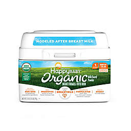 Happy Baby™ 1.31 lb. Stage 1 Organic Infant Formula