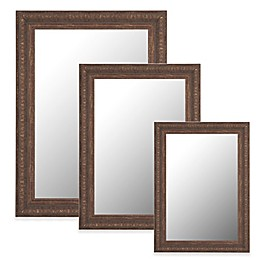 Hitchcock-Butterfield Decorative Wall Mirror in Ishtar Copper Gold