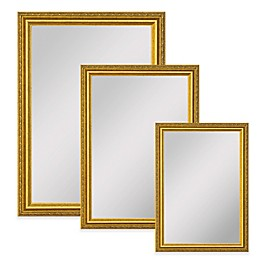 Hitchcock-Butterfield Louis XII Wall Mirror in Gold