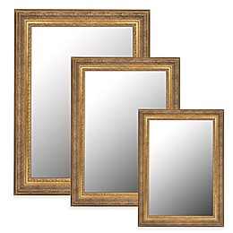 Hitchcock-Butterfield Classic Milano Mirror in Gold