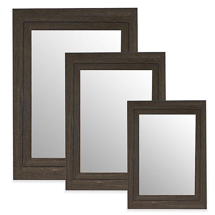 Alternate image 1 for Hitchcock-Butterfield Olde Jersey Boardwalk Mirror