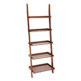 American Heritage Ladder Bookcase