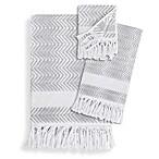 Assos Bath Towel in Dove Grey