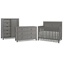 Ti Amo Castello Bedroom Furniture Collection in Weathered Grey