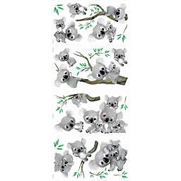 York Wallcoverings Koalas Peel and Stick Wall Decals (Set of 20)