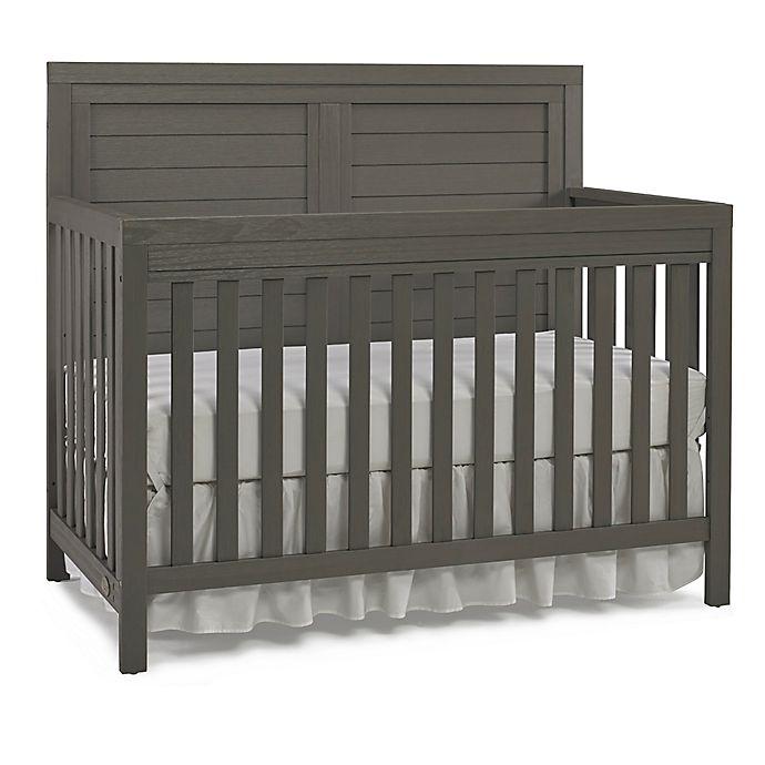 Alternate image 1 for Ti Amo Castello Full Panel Convertible Crib