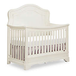 BassettBaby® Premier Seraphina 4-in-1 Convertible Crib in Vintage White
