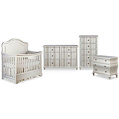 BassettBaby® Premier Seraphina Nursery Furniture Collection in Shimmer