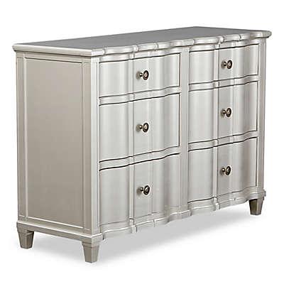 BassettBaby® Premier Seraphina 6-Drawer Double Dresser in Shimmer