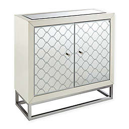 Madison Park Cameron 2-Door Cabinet in White