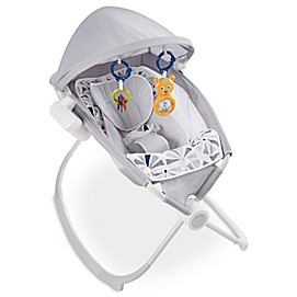 Fisher-Price® Premium Auto Rock n' Play Sleeper with Umbrella and SmartConnect™ Technology