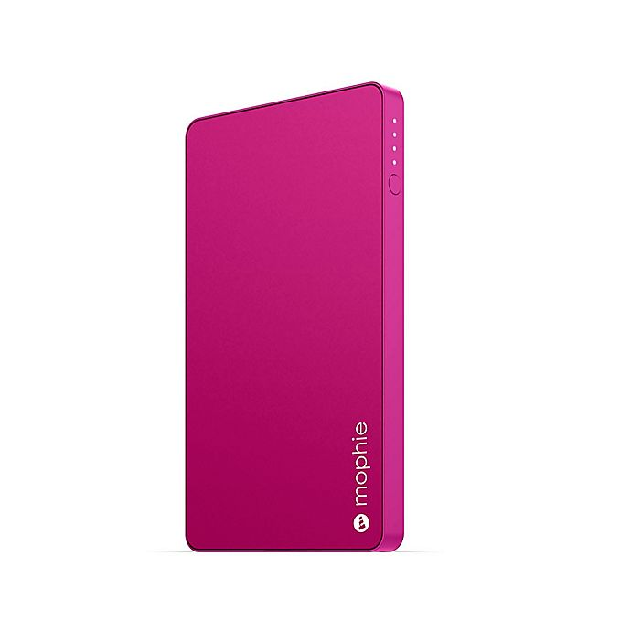 Alternate image 1 for Mophie Portable Mini Powerstation Universal Battery in Pink