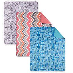 Indoor/Outdoor Throw Blanket