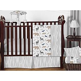 Sweet Jojo Designs Woodland Animals Crib Bedding Collection