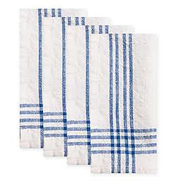 Lyon Napkins in Blue (Set of 4)
