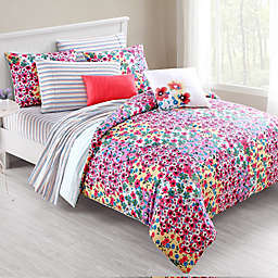 VCNY Home River Rose Comforter Set
