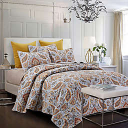 Jezebel Reversible Quilt Set