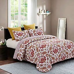 Florence Reversible Quilt Set