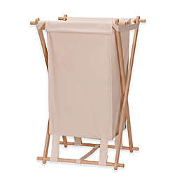 Household Essentials® X-Frame Collapsible Laundry Hamper