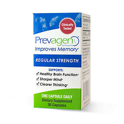 Prevagen® 30-Count Clearer Thinking Dietary Supplement