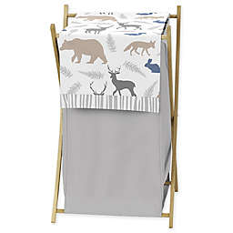 Sweet Jojo Designs® Woodland Animals Laundry Hamper