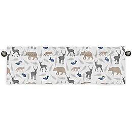 Sweet Jojo Designs® Woodland Animals Window Valance