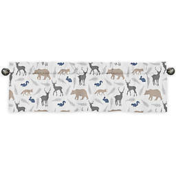 Sweet Jojo Designs® Woodland Animals Window Valance