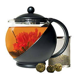 Primula® 40 oz. Half Moon Glass Teapot