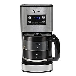 Capresso® SG300 12-Cup Stainless Steel Coffee Maker