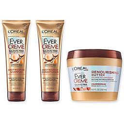 L'Oréal® Paris Hair Expert EverCreme Sulfate-Free Deep Nourish Collection