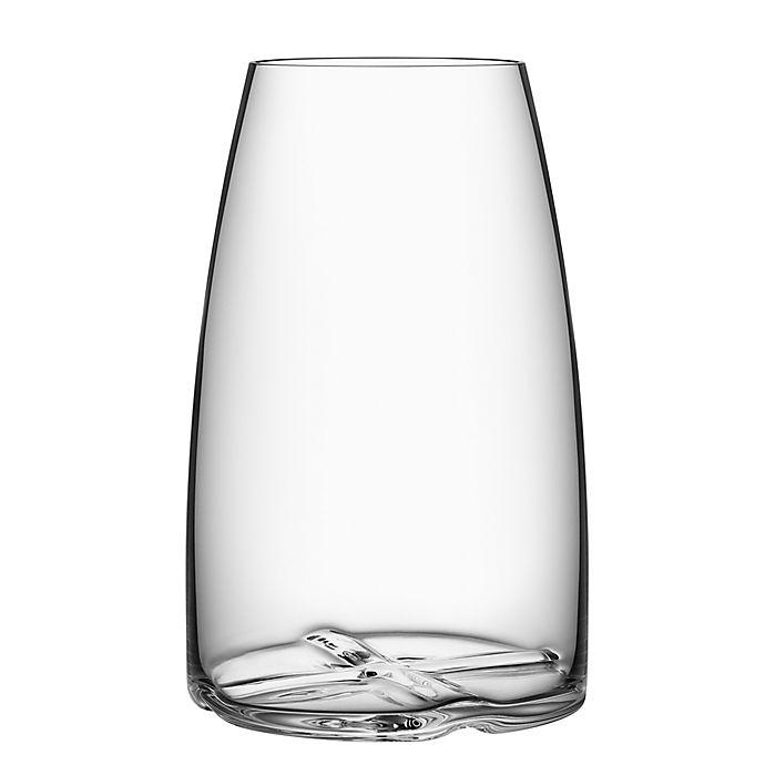 Alternate image 1 for Kosta Boda Bruk Clear Glass Vase