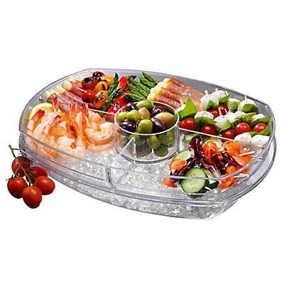 Prodyne Flip-Lid Appetizers on Ice™ Tray