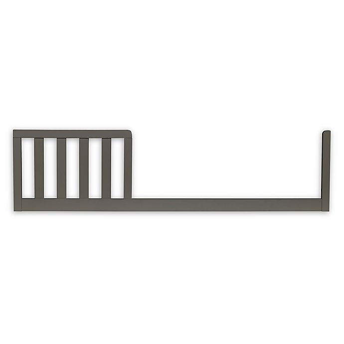 Alternate image 1 for Ti Amo Castello Toddler Guard Rail in Weathered Grey