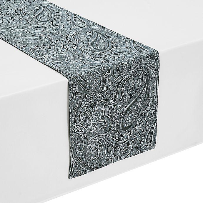 Alternate image 1 for Waterford® Linens Esmerelda Table Runner