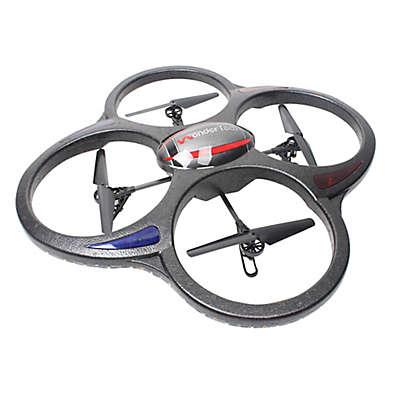WonderTech Apollo Quadcopter Drone in White