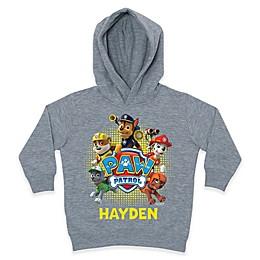 Nickelodeon™ PAW Patrol Pullover Hoodie in Grey