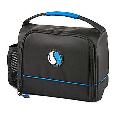 Fit & Fresh® 14-Piece Men's Smart Potion Lunch Bag Set in Black