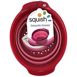 Squish® 3-Cup Collapsible Berry Colander in Burgundy