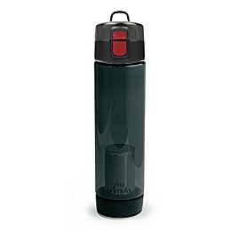 Epoca Primula® 22 oz. Tritan Cold Brew + Go Travel Bottle in Smoke Grey