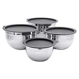 Artisanal Kitchen Supply® 4-piece Stainless Steel Mixing Bowl set