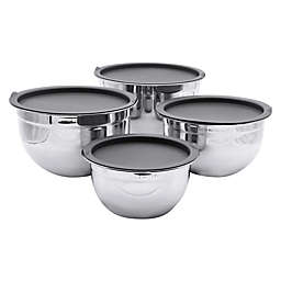 Artisanal Kitchen Supply® 4-piece Stainless Steel Mixing Bowl set