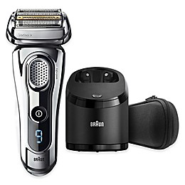Braun Series 9-9295CC Wet & Dry Electric Shaver in Chrome