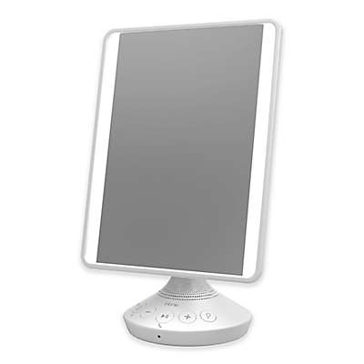 iHome Reflect Mirror in White